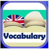Learn english: vocabulary icon