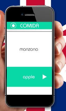 Learn english: vocabulary apk screenshot