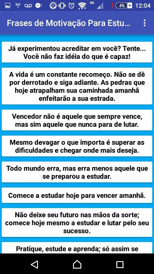Frases Que Motivam Para Whatsapp For Android Apk Download
