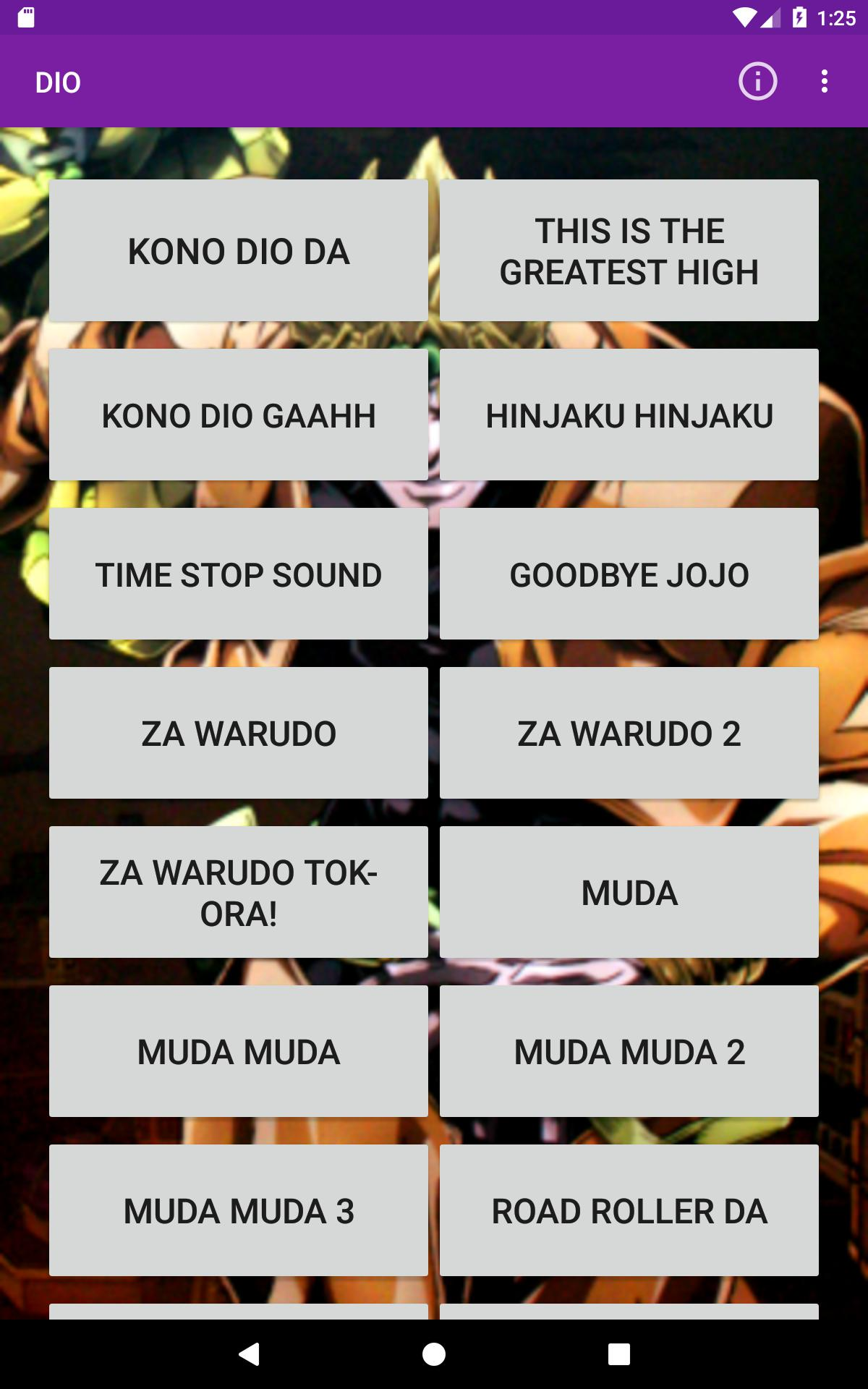 Jj Soundboard For Android Apk Download - download mp3 jojo bizarre adventure games youtube roblox
