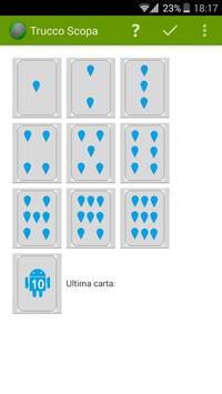 Trucco Scopa poster
