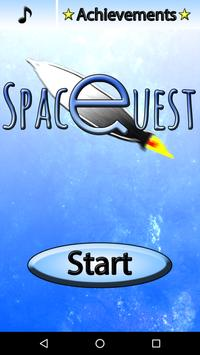 Space Quest (Free Edition) poster
