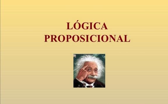 4to Logica Proposicional II poster