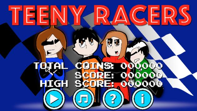 Teeny Racers poster