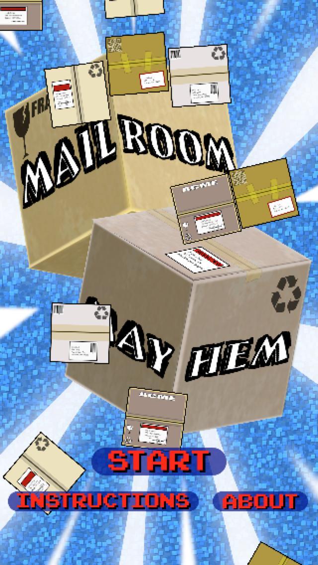 Mailroom Mayhem 1