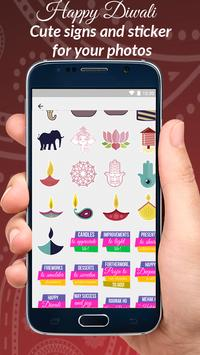 Deepavali Photo Frame Diwali apk screenshot