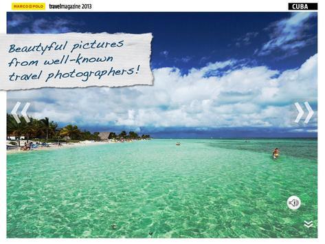 MARCO POLO Travel Magazine screenshot 2