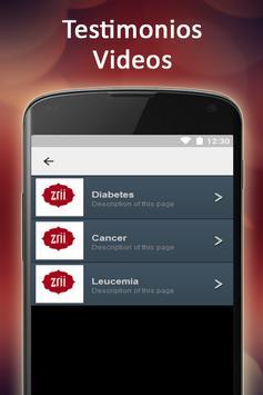 Salud y Bienestar apk screenshot