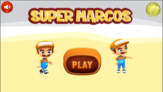 Super Marcos poster
