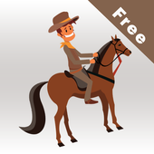 Horse Emoji Lite - Equestrian Sticker icon