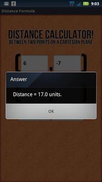 Distance Formula apk screenshot