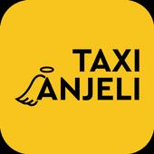 Taxi Anjeli Bratislava.app icon
