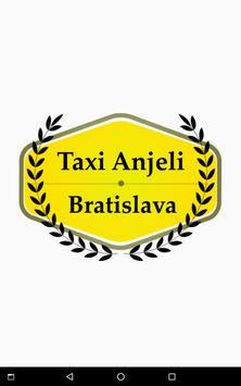Taxi Anjeli Bratislava.app screenshot 2