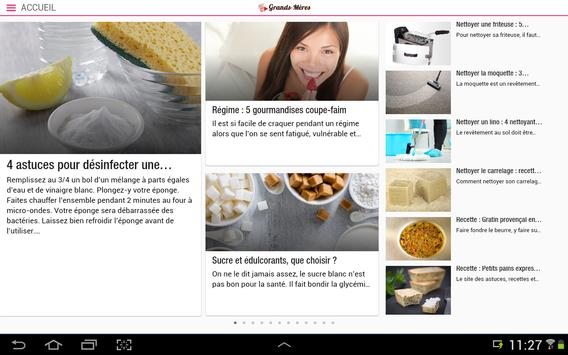 Grands-Mères apk screenshot