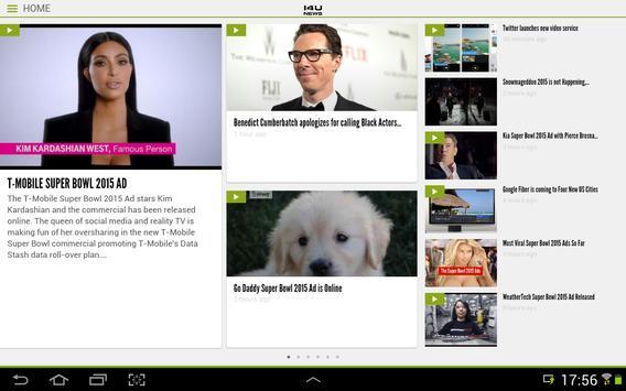 I4U News apk screenshot