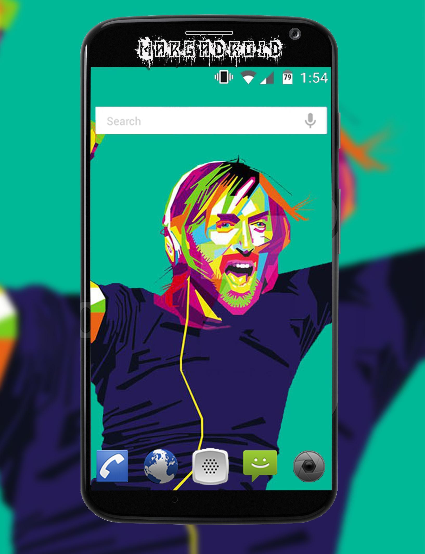 Dj David Guetta Wallpaper For Android Apk Download