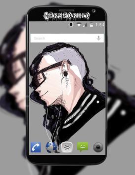 Android dj skrillex wallpaper apk dj skrillex wallpaper voltagebd Gallery