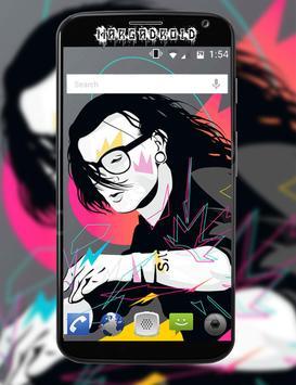 Android dj skrillex wallpaper apk dj skrillex wallpaper 2 voltagebd Gallery