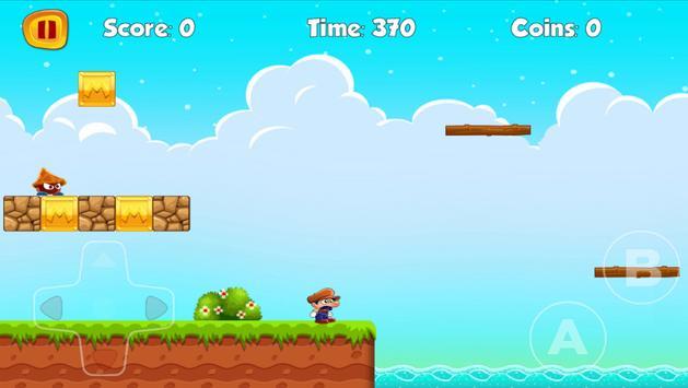 Super Adventures of Mario poster