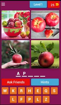 Guess the Fruit HD poster