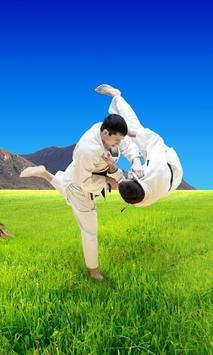 Sport Judo Fans Wallpapers Themes screenshot 1