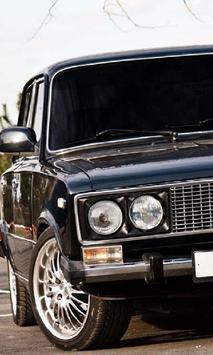 Wallpapers New Lada VAZ 2106 Car Russian screenshot 2