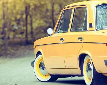 Wallpapers New Lada VAZ 2106 Car Russian screenshot 3