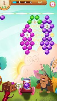 Jungle Monkey Bubble screenshot 1
