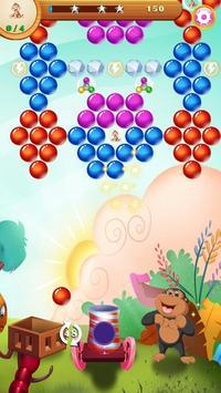 Jungle Monkey Bubble screenshot 2