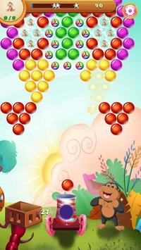 Jungle Monkey Bubble screenshot 4