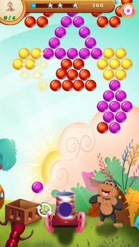 Jungle Monkey Bubble screenshot 5