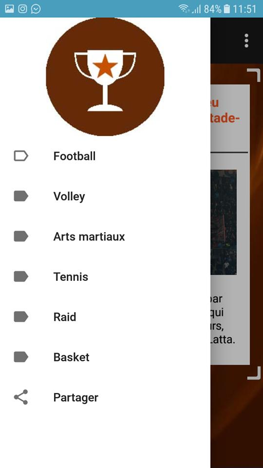 Actualité Sports analyses, résultats, classements poster
