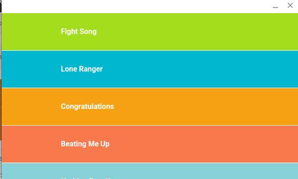 Rachel Platten Songs Lyrics screenshot 1