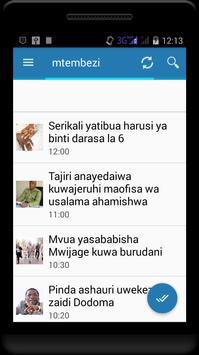 Sauti za Kiswahili screenshot 20