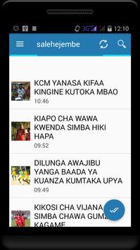 Sauti za Kiswahili screenshot 2
