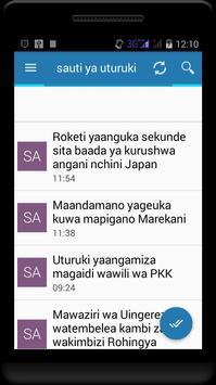 Sauti za Kiswahili screenshot 3