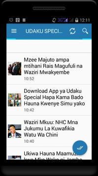 Sauti za Kiswahili screenshot 4