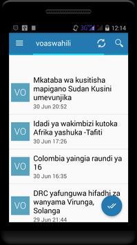 Sauti za Kiswahili screenshot 7