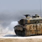Wallpapers Battle tank FV40304 icon
