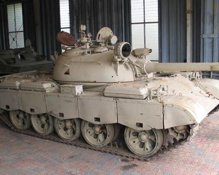 Wallpapers Battle tank 69WZ121 apk screenshot