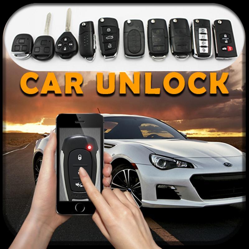 unlock car remote for android apk download. Black Bedroom Furniture Sets. Home Design Ideas