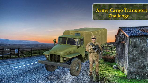Army Cargo Transport Challenge apk screenshot