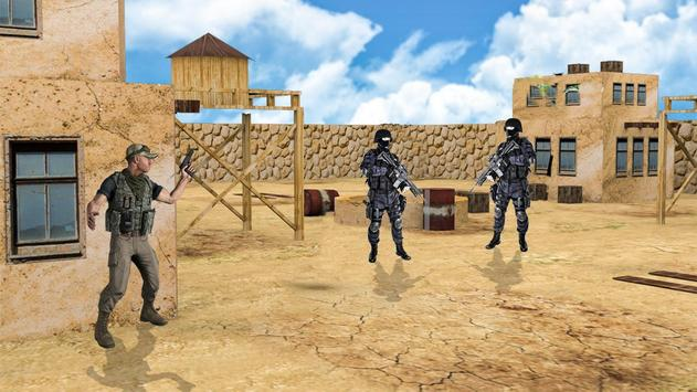 Commando Desert Operation screenshot 1