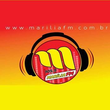 Rádio Marília Fm poster