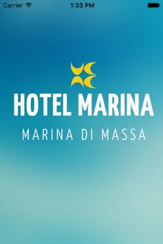Hotel Marina Marina di Massa poster