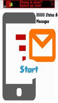 10000 Status and Messages apk screenshot