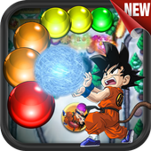 Goku Kid Play Marble Zuma icon