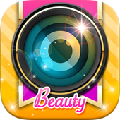 camera beauty360 makeup icon