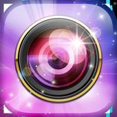 Bright camera app icon