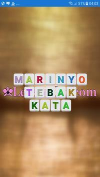 Marinyo Tebak Kata apk screenshot